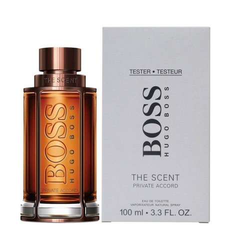 Boss The Scent Private Accord Man (Tester) - Hugo Boss