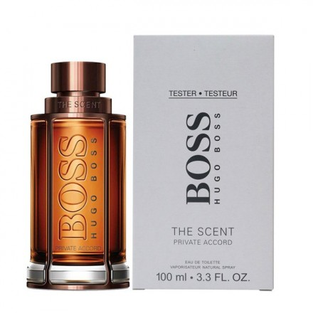 Boss The Scent Private Accord Man (Tester)