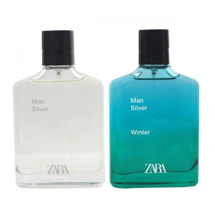 Man Silver & Man Silver Winter (Night Collection)
