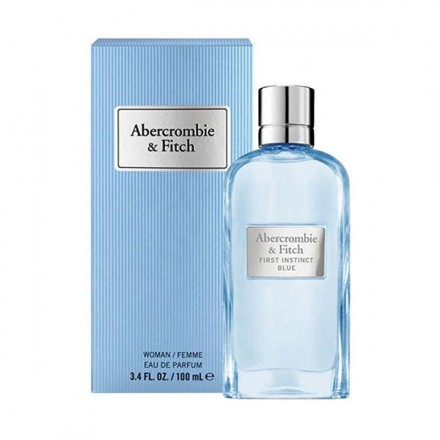 First Instinct Blue Woman (Tester) - Abercrombie & Fitch