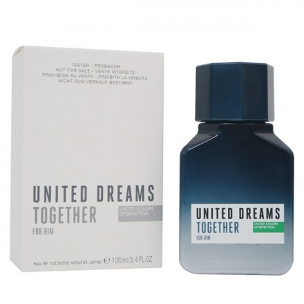 United Dreams Together For Him (Tester) - Benetton