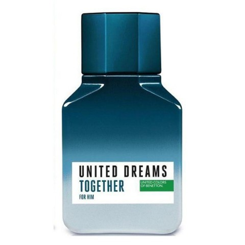 United Dreams Together For Him - Benetton