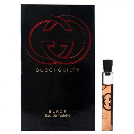 Guilty Black Woman (Vial)