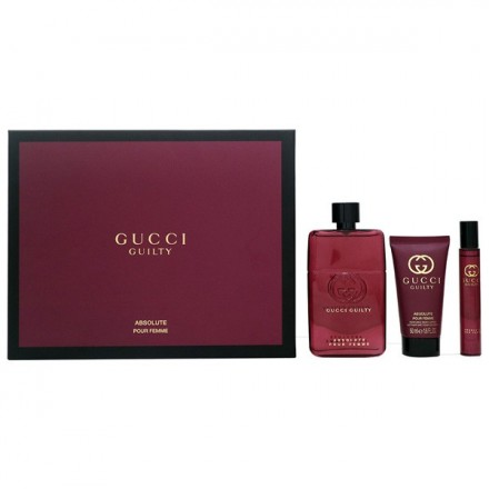 Guilty Absolute Pour Femme (Gift Set) - Gucci