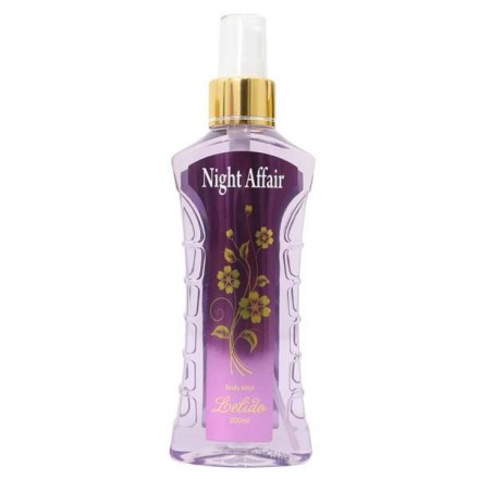Night Affair Woman (Body Mist)