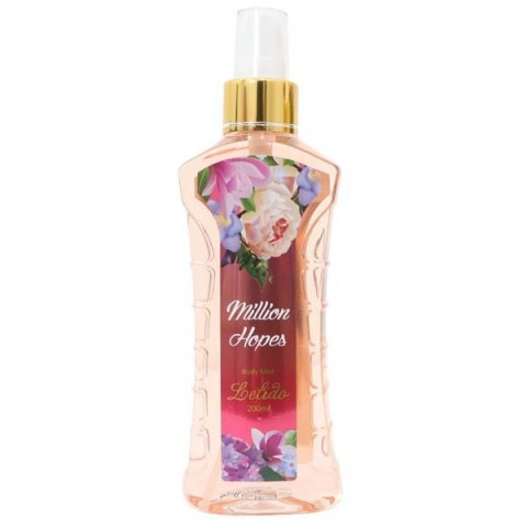 Million Hopes Woman (Body Mist) - Lelido