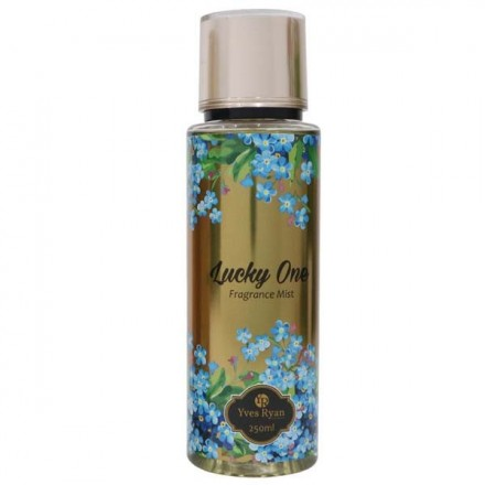 Lucky One Woman Fragrance Mist - Yves Ryan