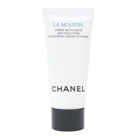 La Mousse Anti Pollution Cleansing Cream To Foam - Chanel