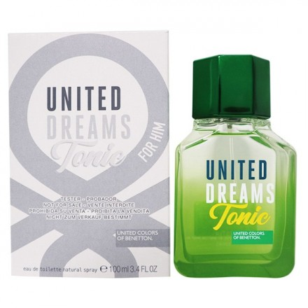 United Dreams Tonic For Him (Tester)