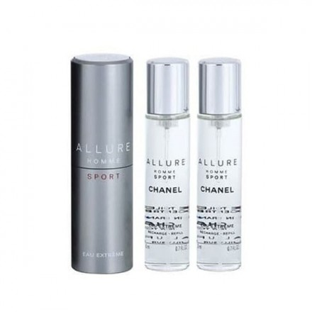 Allure Homme Sport Eau Extreme Man EDP Refillable Travel Spray Chanel