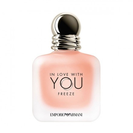 Emporio Armani In Love With You Freeze Woman