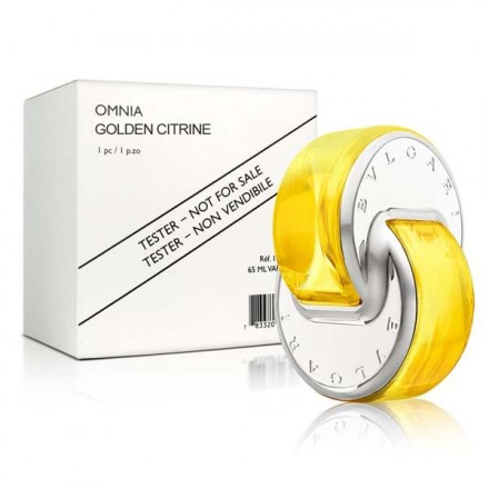 Omnia Golden Citrine Woman (Tester) - Bvlgari