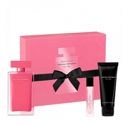 Fleur Musc for Her (Gift Set) - Narciso Rodriguez
