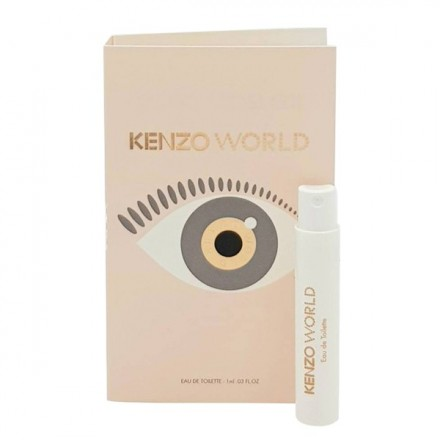 World Woman EDT (Vial) Kenzo