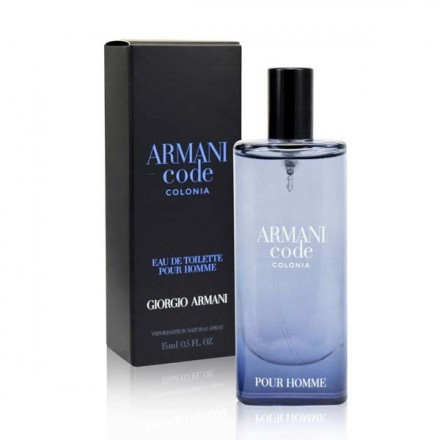 Code Colonia Man (Miniatur Spray) 15 ML