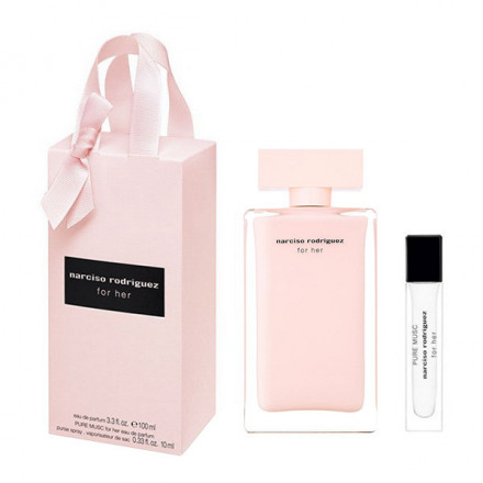 For Her Woman (Gift Set) - Narciso Rodriguez
