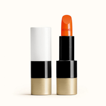 Satin Lipstick Orange Boite 33