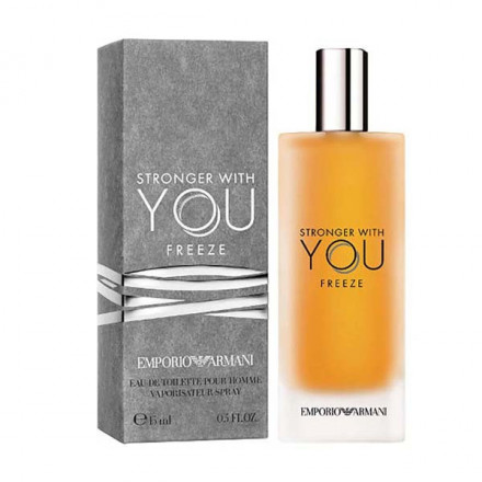 Emporio Armani Stronger With You Freeze Man(15 ML) - Giorgio Armani