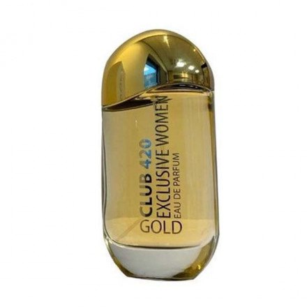 Club 420 Exclusive Women Gold