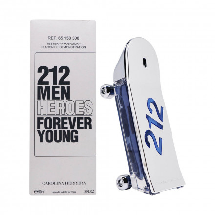 212 Men Heroes Forever Young (Tester)