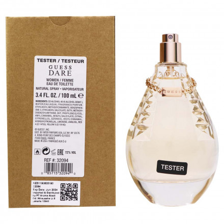Dare Woman (Tester) - Guess
