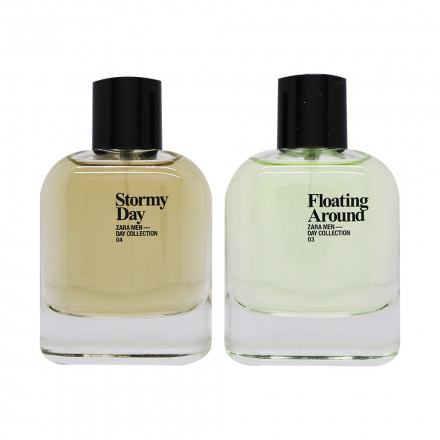 Stormy Day & Floating Around Men (Day Collection) Zara