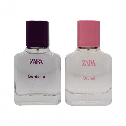 Gardenia & Orchid Woman (Leather Collection) 30 ML - Zara