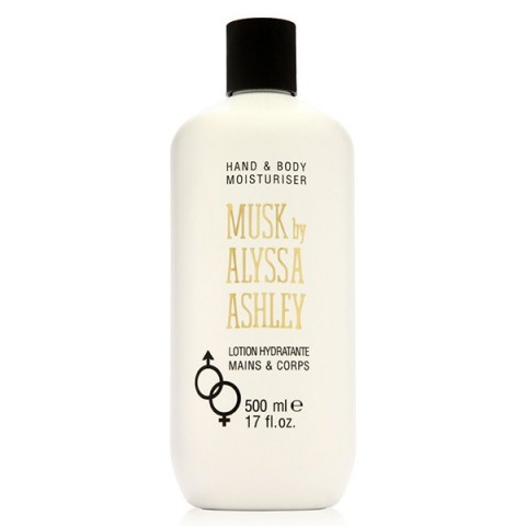 Musk Unisex (Body Lotion) Alyssa Ashley