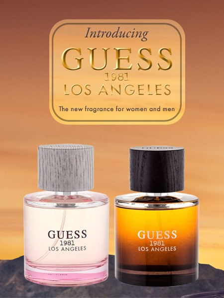 Guess - 1981 Los Angeles