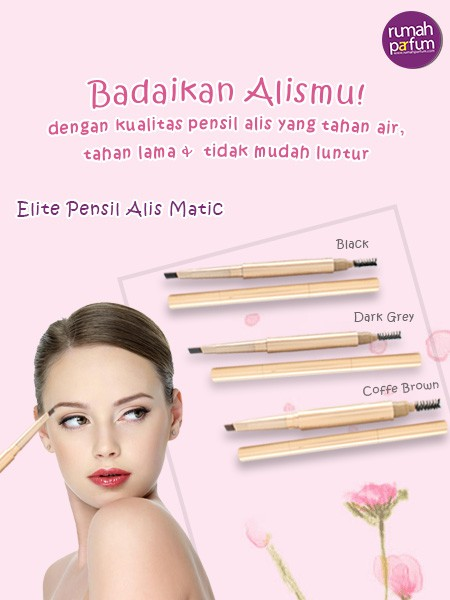 Elite - Pensil Alis Matic
