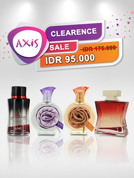 Hot Deals by Axis