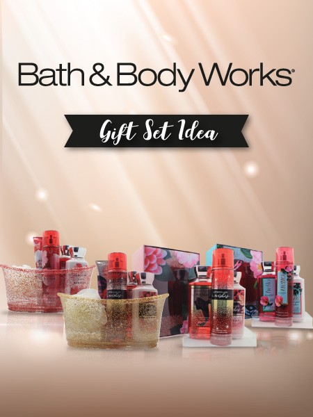 Bath & Body Works Gift Set Idea