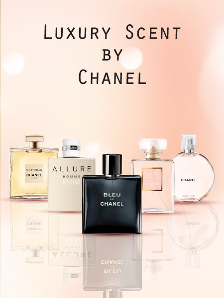 Luxury Scent by Chanel