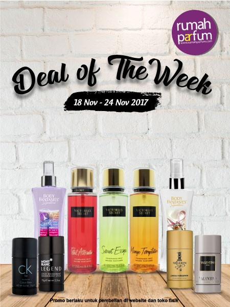 Deal of the Week 18 - 24 November 2017