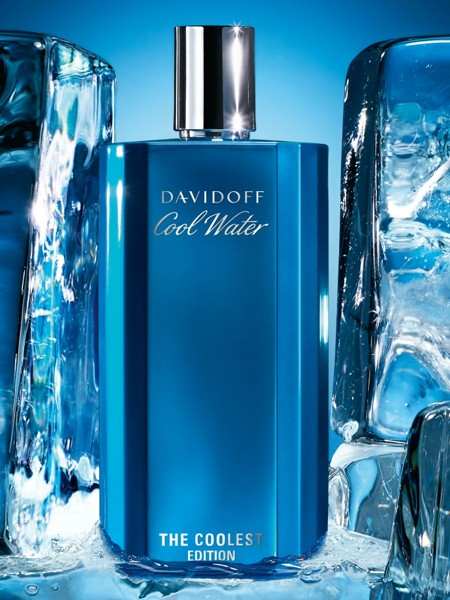 Davidoff - Cool Water Man The Coolest Edition