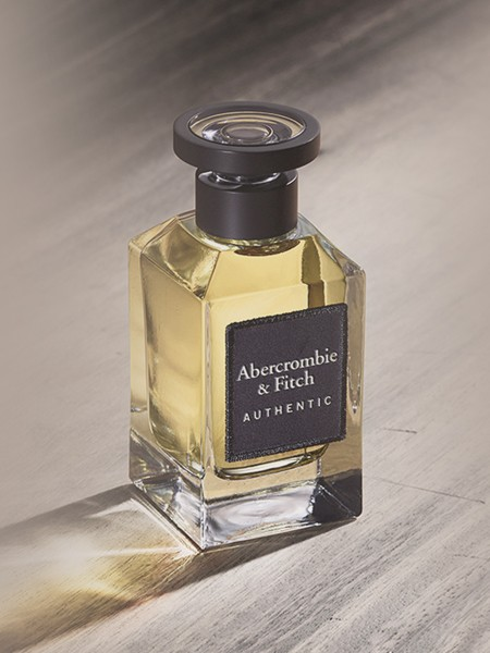 Abercrombie Fitch - Authentic Man
