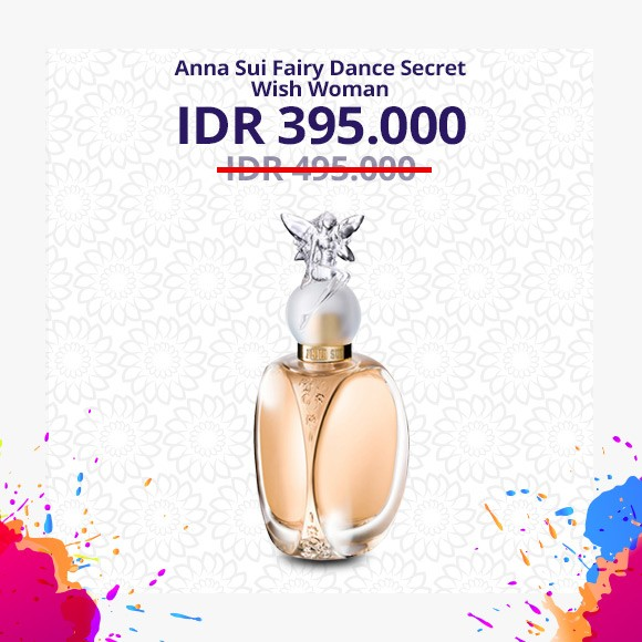 Anna Sui - Fairy Dance Secret Wish Woman