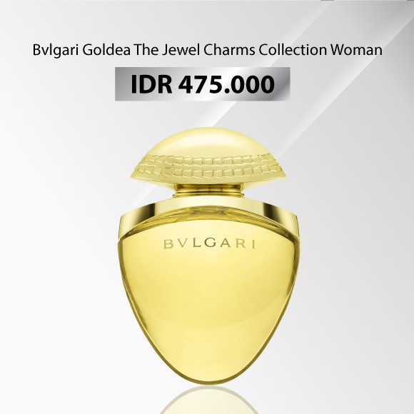 BVLGARI - GOLDEA THE JEWEL CHARMS COLLECTION WOMAN