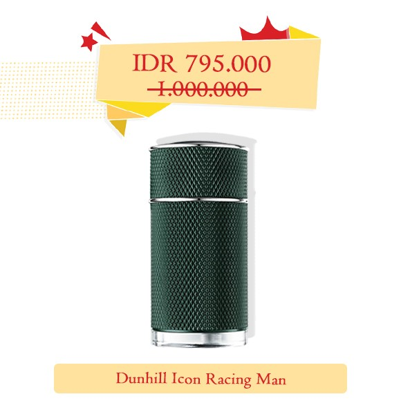 Dunhill - Icon Racing Man