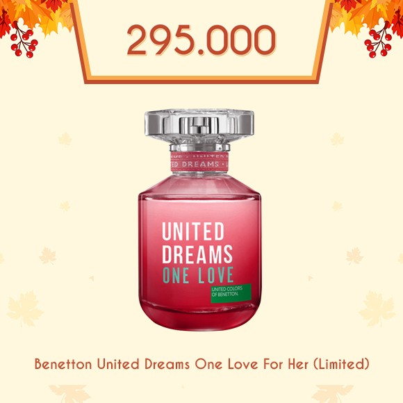 Benetton - United Dreams One Love For Her