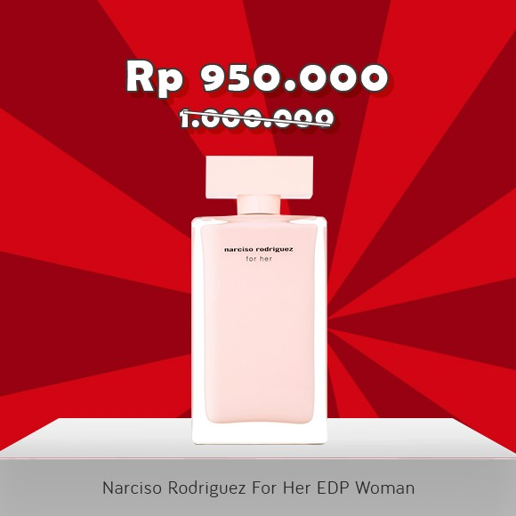 Narciso Rodriguez - For Her EDP Woman