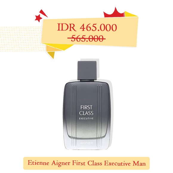 Etienne Aigner - First Class Executive Man