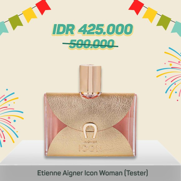 Etienne Aigner - Icon Woman Tester