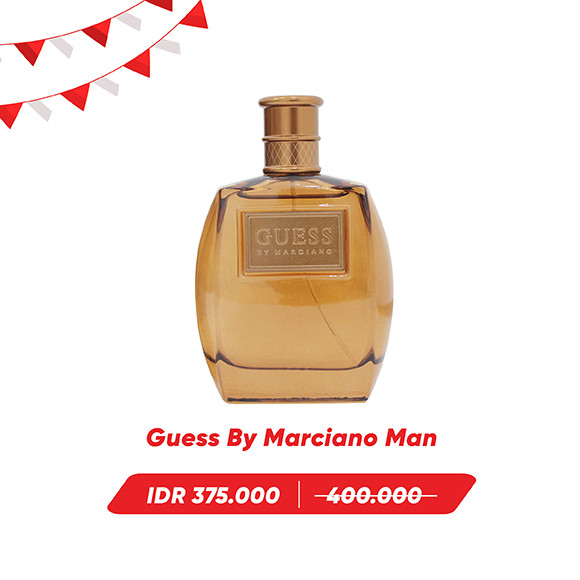 Guess - By Marciano Man