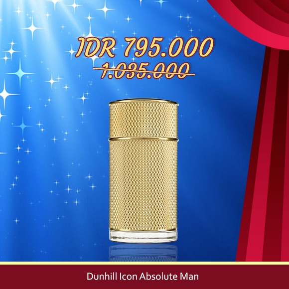 Dunhill - Icon Absolute Man