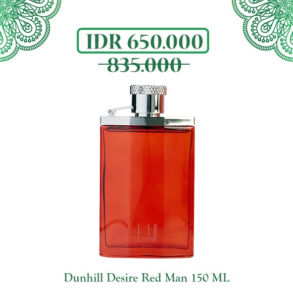 Dunhill - Desire Red Man 150 ML