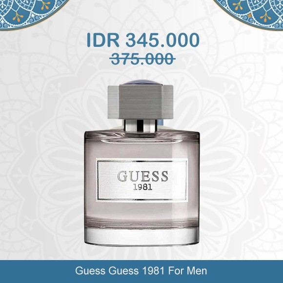 Guess - 1981 for Men